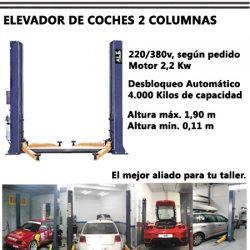CARTEL ELEVADOR 4TN