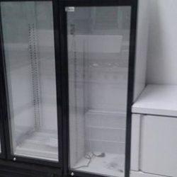 armario de 1 puerta cristal refreigerado