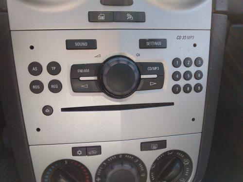 RADIO OPEL CORSA SPORT