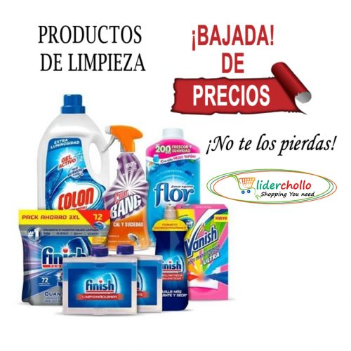 productos limpoi